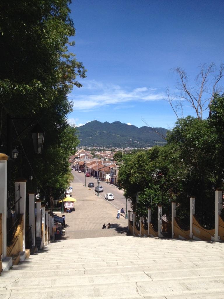 View of San Cristobal
