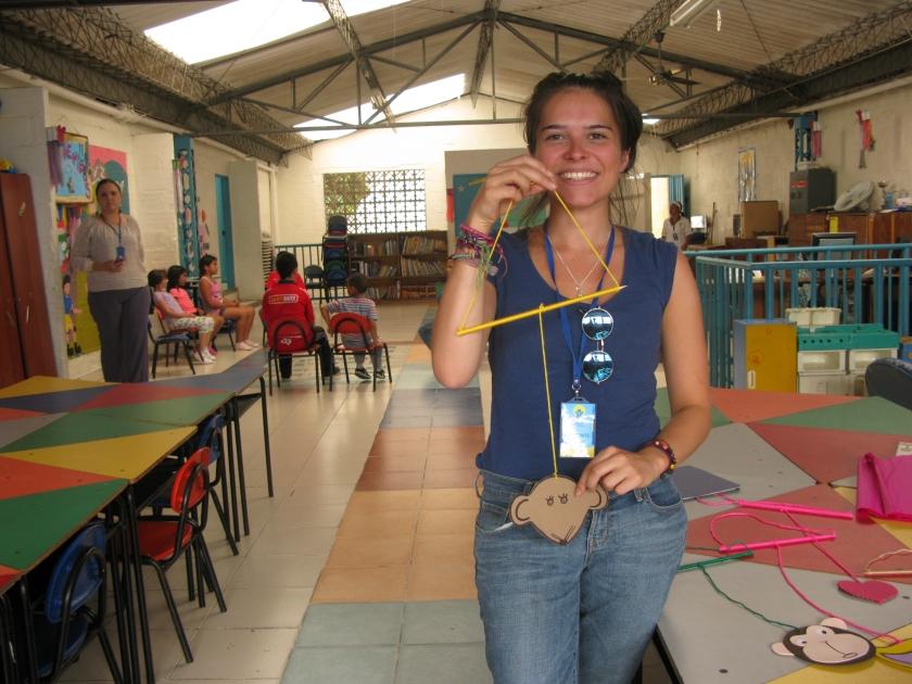 Volunteering Medellin